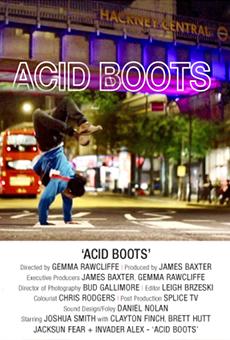 acid boot portraight